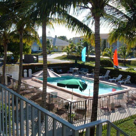Hideaway Hotel - pool view